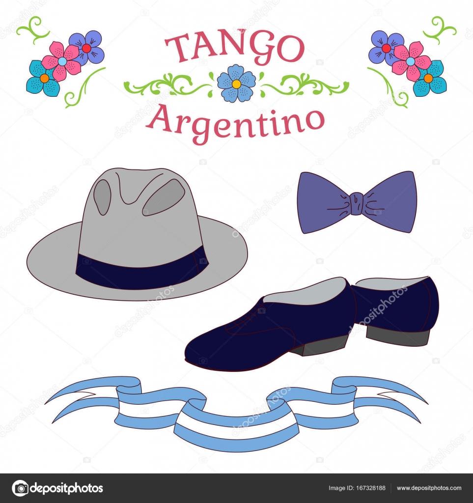 251d6eb6216 αφίσα Αργεντίνικο τανγκό — Διανυσματικό Αρχείο © Maria_Skrigan ...