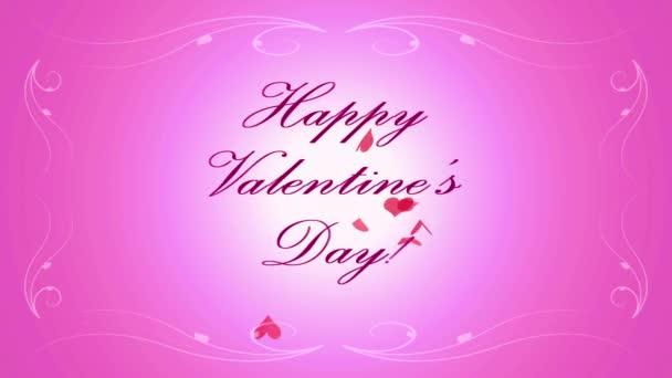 Roztržení srdce, ze kterého vyšel motýlů a text Šťastného Valentýna