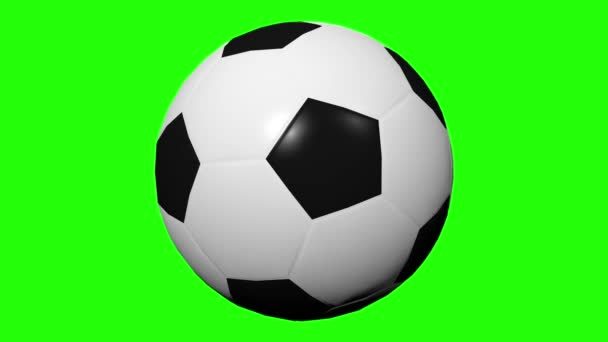 fotbalový míč, samostatný