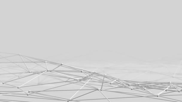 Vzájemně propojených koulí smyčka