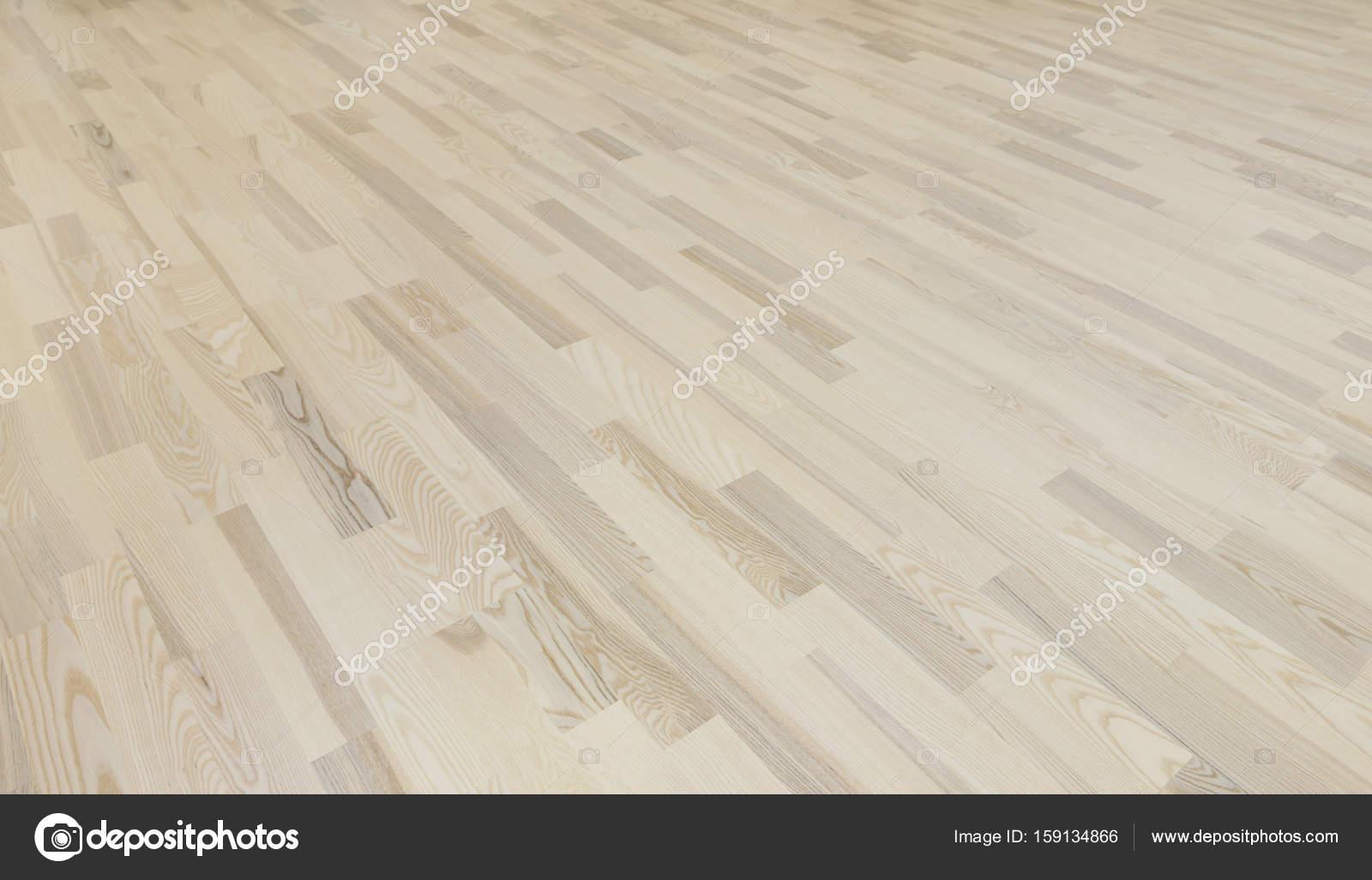 Parquet Floor White Oak Texture As Background Stock Photo