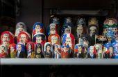 Dřevěné ruské panenky