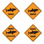 Žraloci nebezpečí na bílé