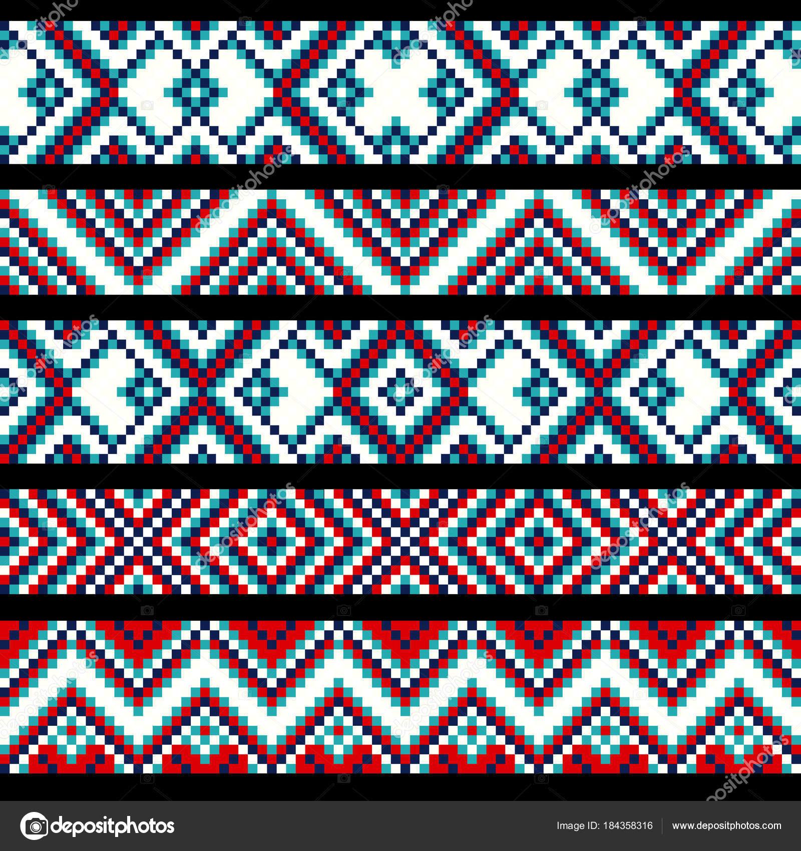 perlen design tribal design stammes perlen perlenkette afrikanische perlen ethnische musterdesign stickerei kreuz quadrate diamanten - Perlen Weben Muster