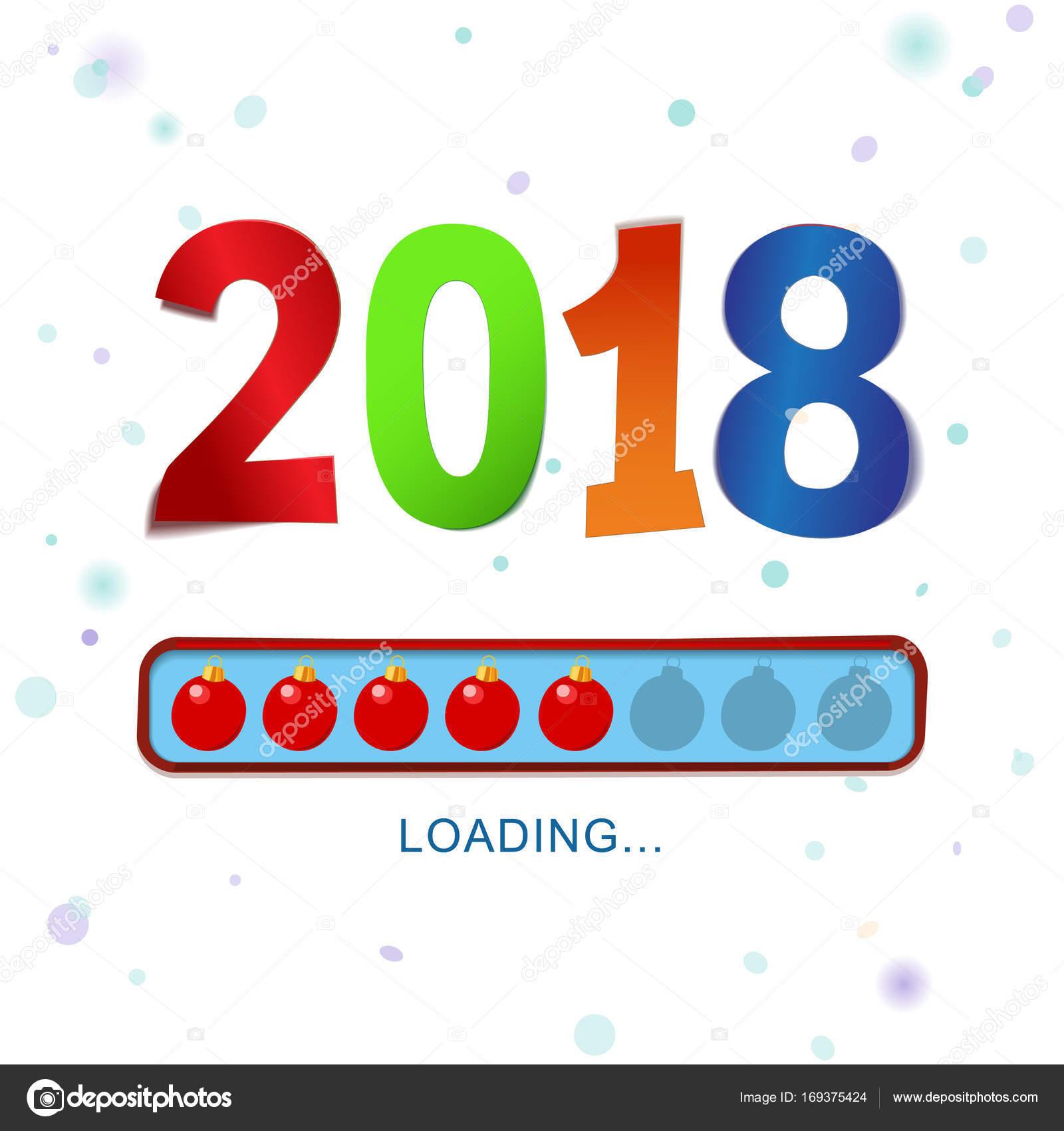 Yaklaşan 2018 yılın resimleri