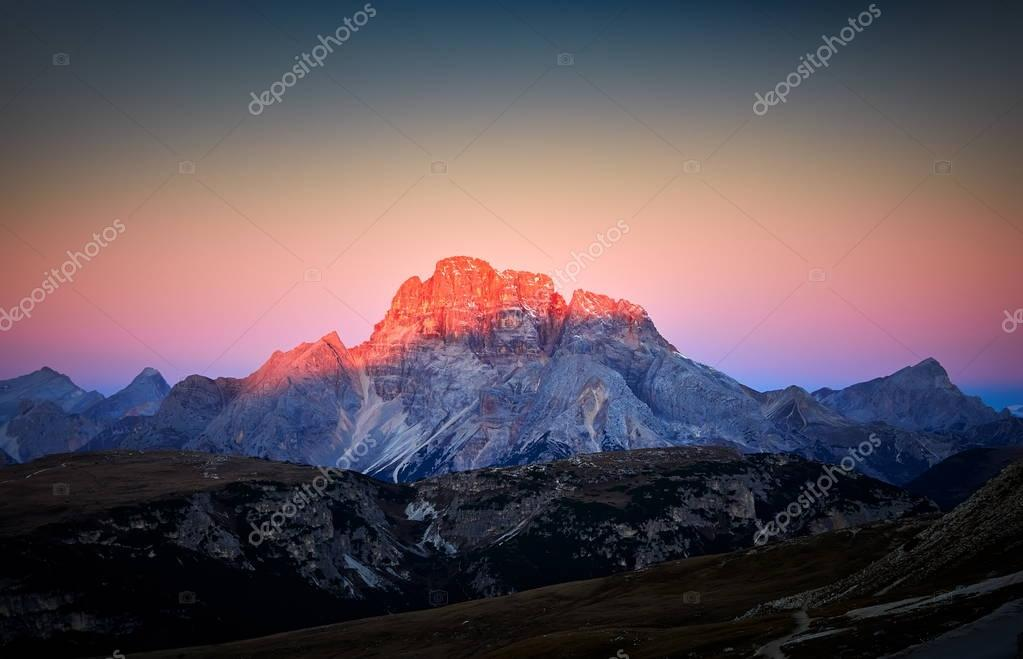 famous Italian National Park