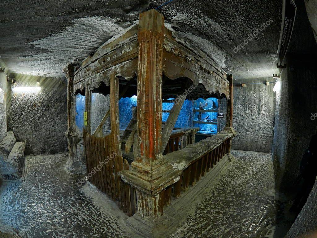 spectacular salt mine