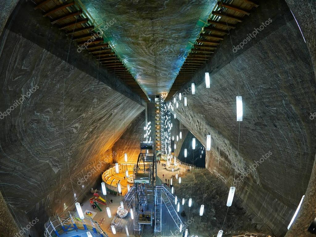 spectacular salt mine