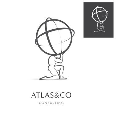 ATLAS CORPORATE VECTOR LOGO