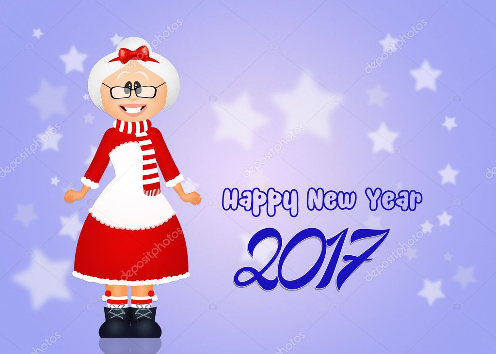 Greeting for the New Year