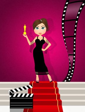 Oscars nominations red carpet