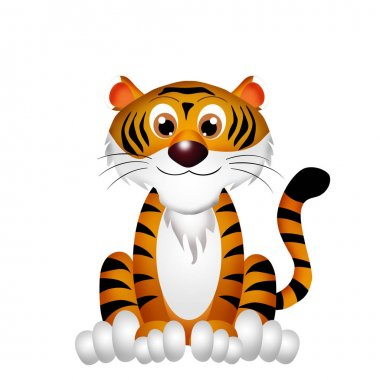 icon of tiger