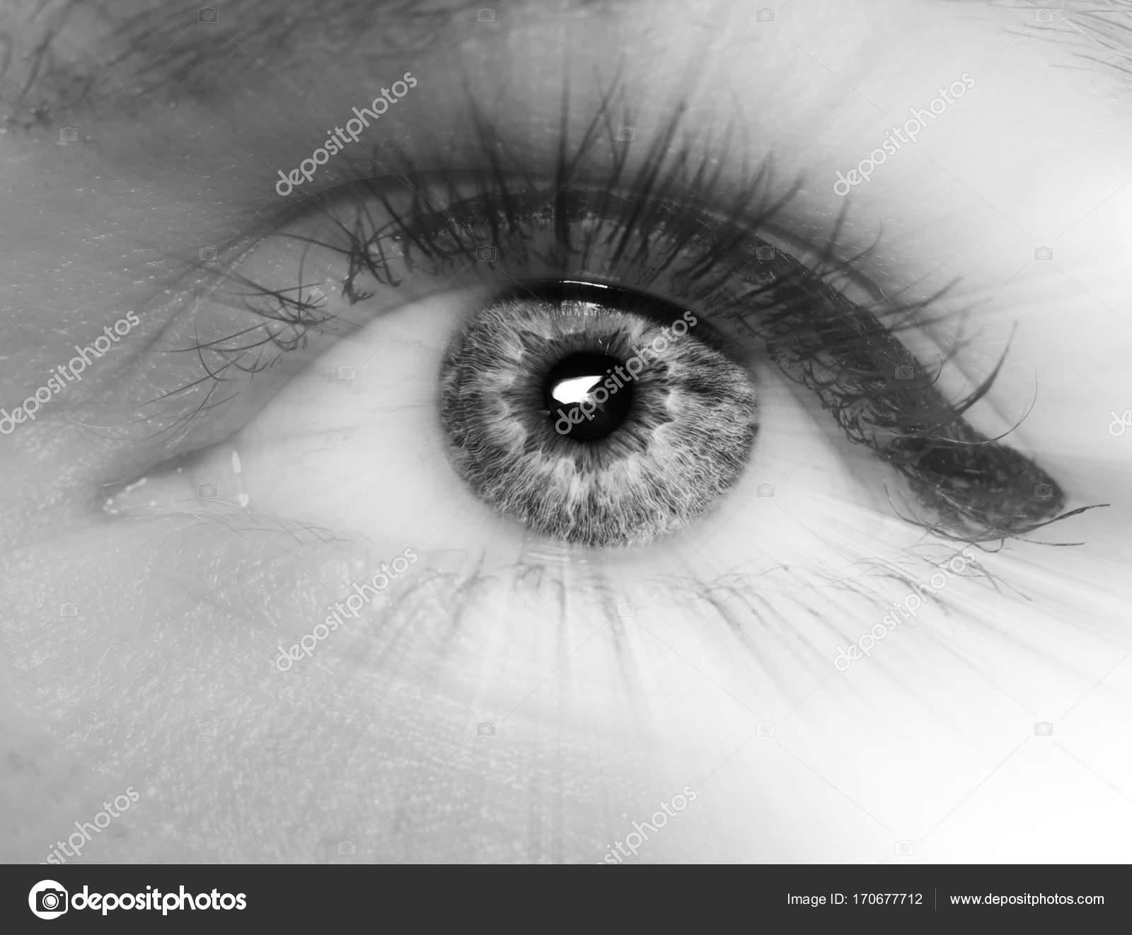 Fotos Ojos En Blanco Y Negro Ojos Hermosos En Blanco Y Negro Con