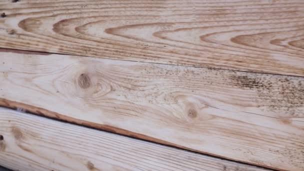 Hnědé dřevo povrch textury pozadí se starým přirozeným vzorem. Zavřít.