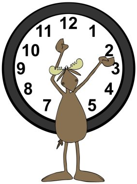 Moose daylight savings
