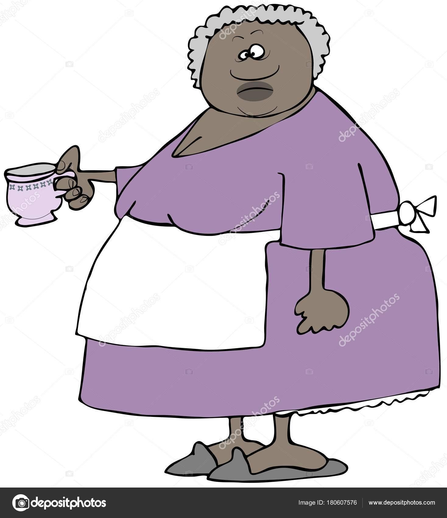 obrázky velkých černých žen