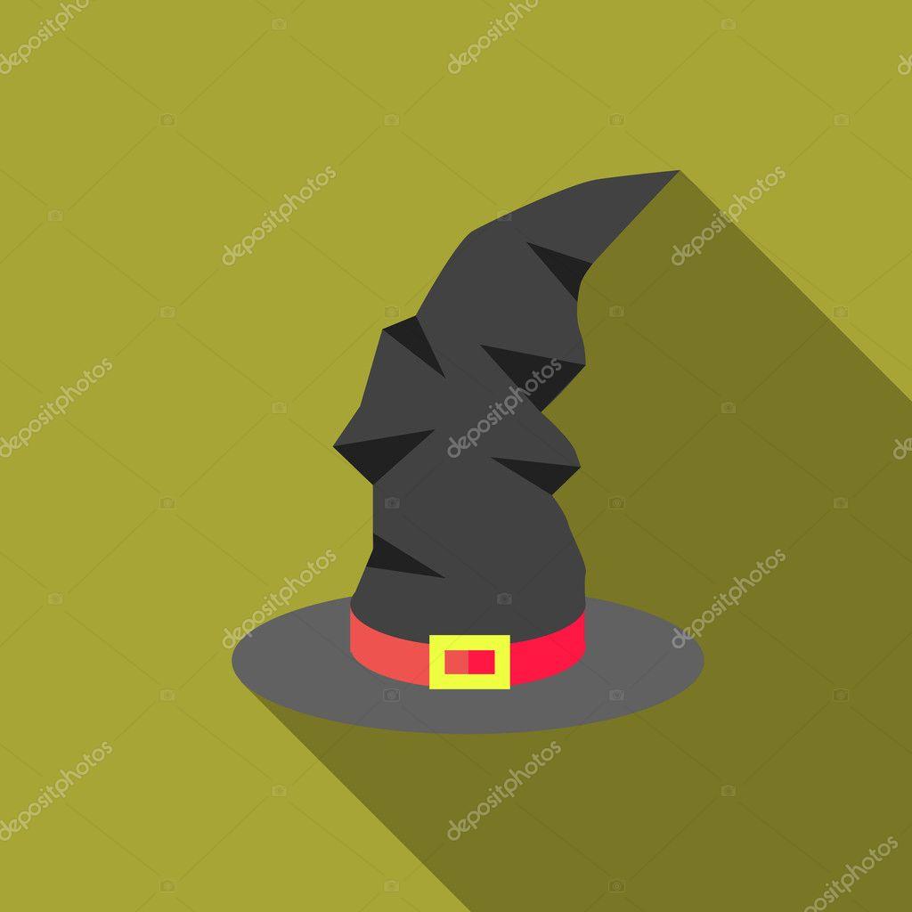 Icono del sombrero de bruja 73261492410