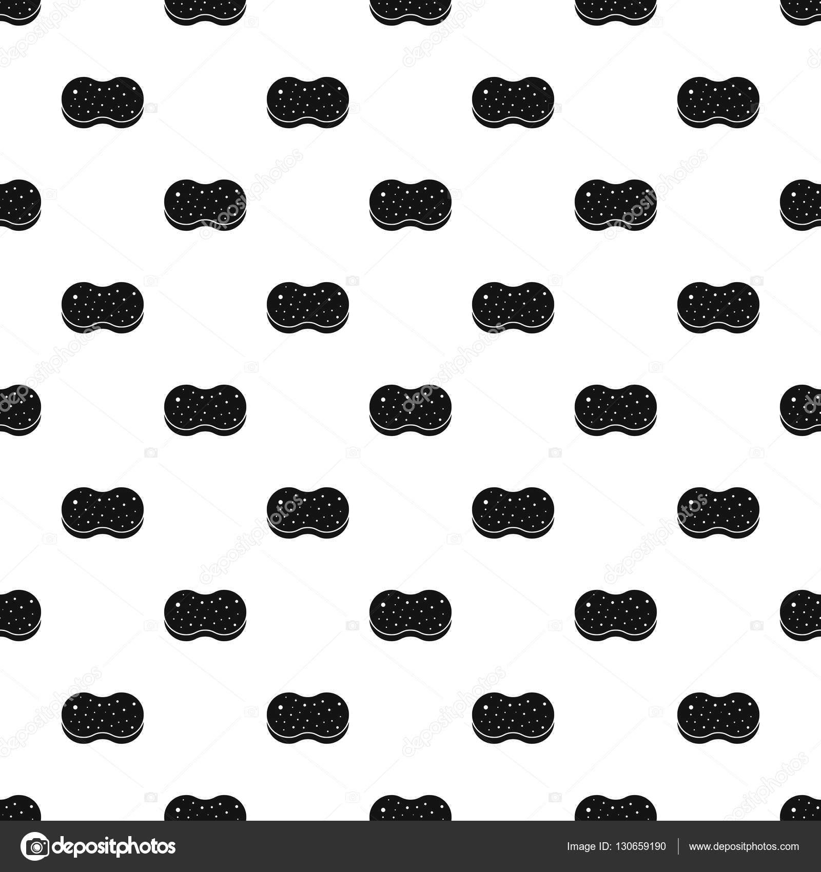 Patrón de esponja, estilo simple — Vector de stock © ylivdesign ...