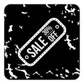 Prodej ikonu, grunge styl