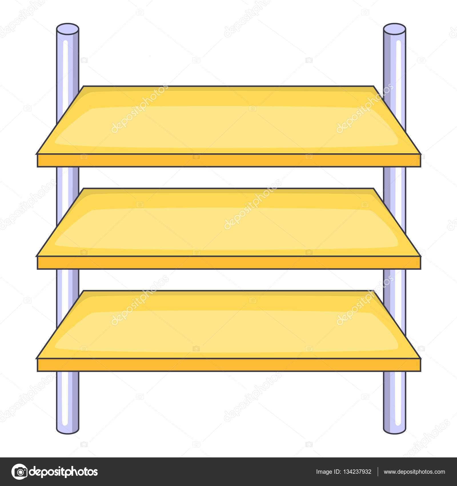 Cartoon shelf shelf design ideas