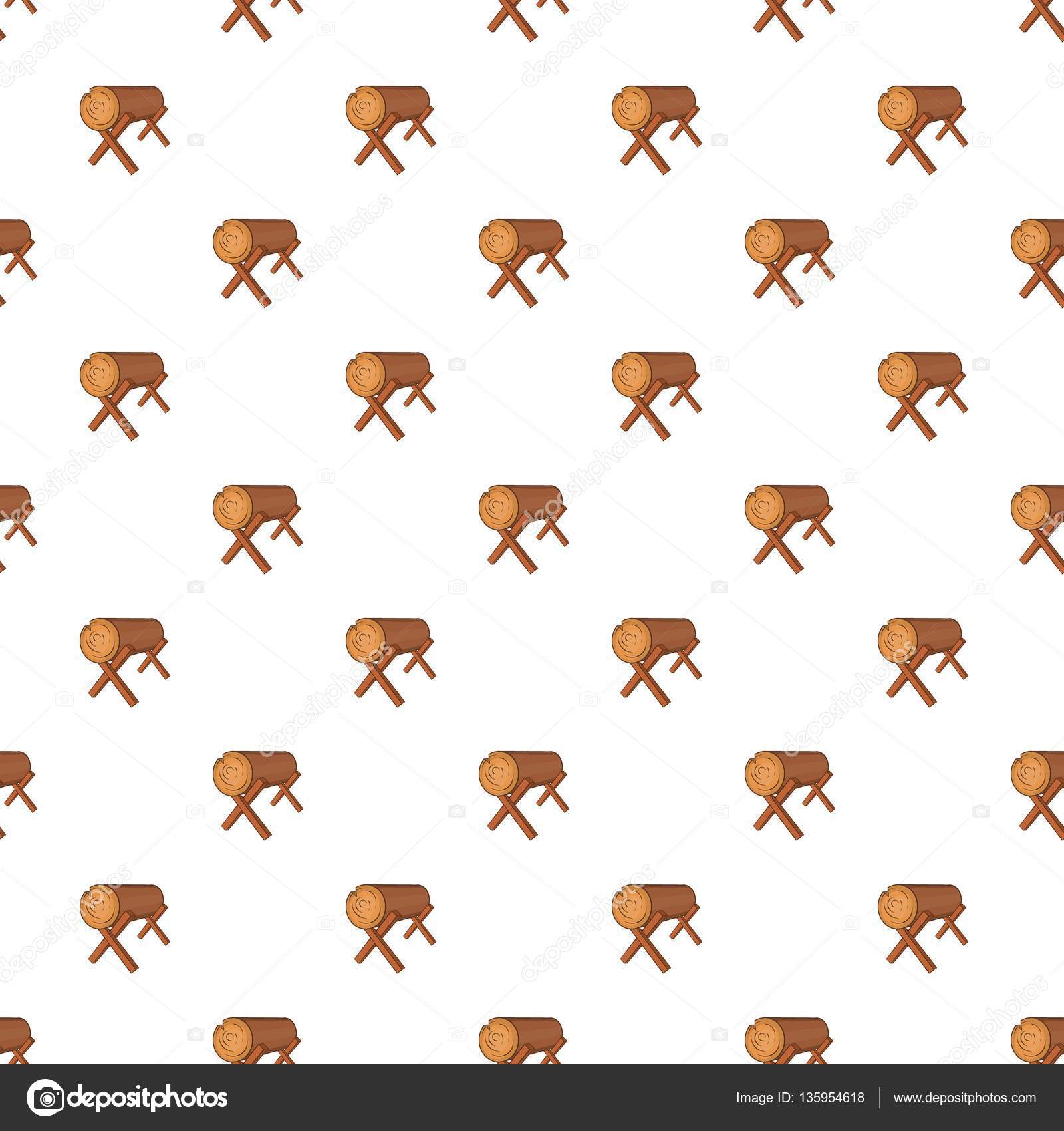 Cool Work Bench With The Log Pattern Cartoon Style Stock Beatyapartments Chair Design Images Beatyapartmentscom