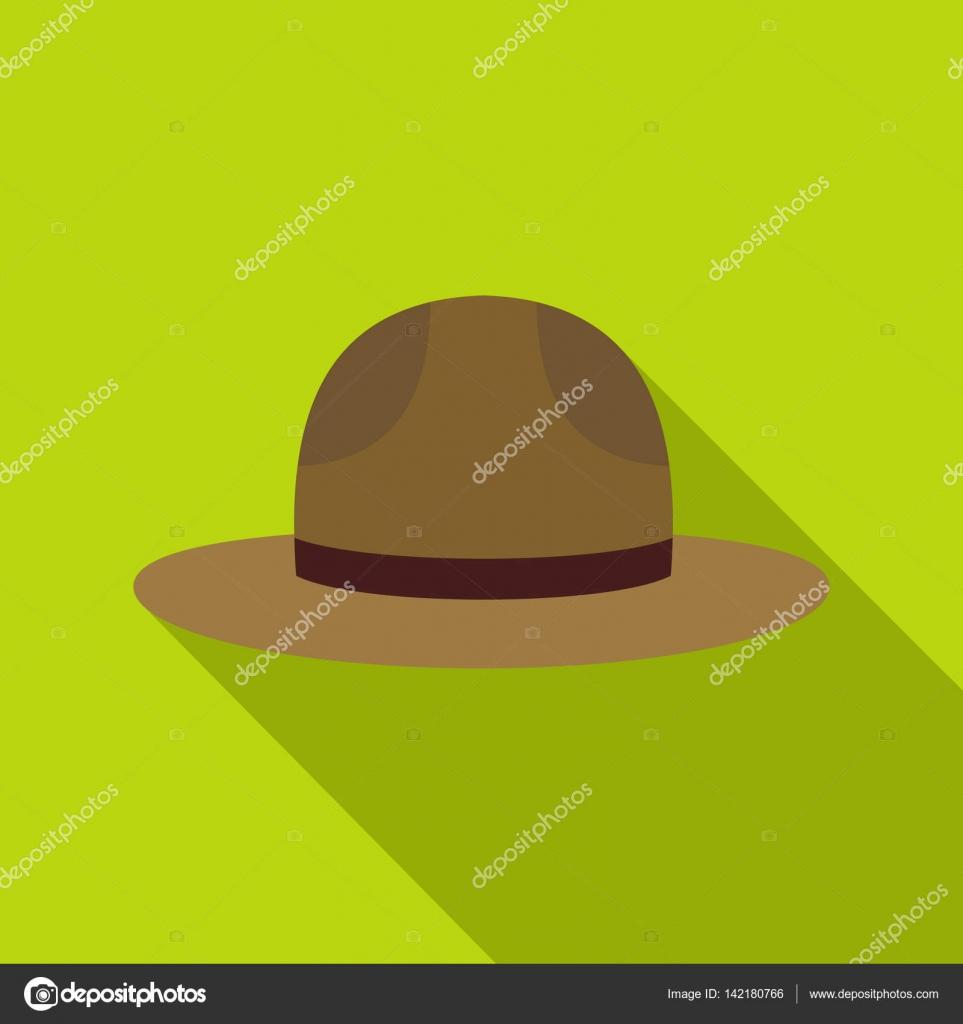 Oficial de sombrero de icono canadiense caballería ecuestre — Archivo  Imágenes Vectoriales 054deaa4c20