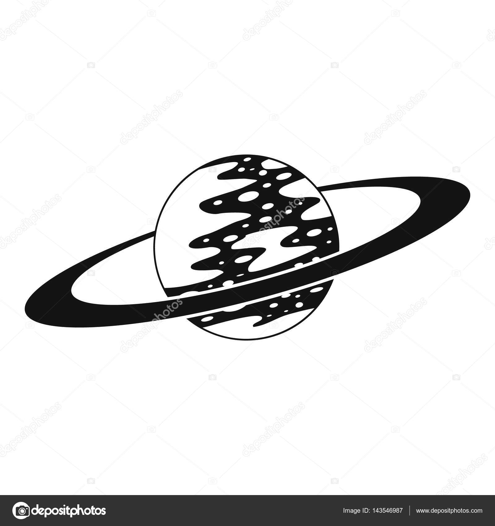 Saturn icon simple style stock vector ylivdesign 143546987 saturn icon simple style stock vector buycottarizona Image collections