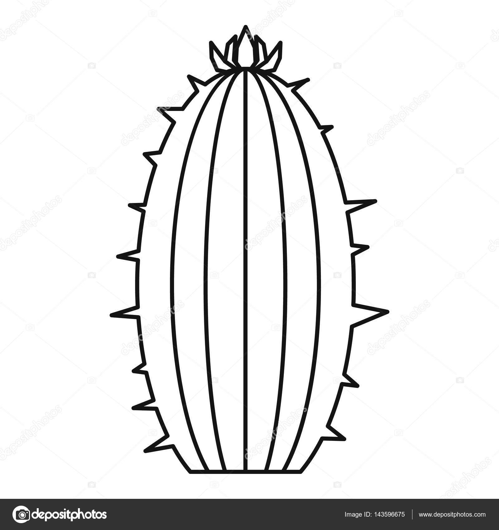 Symbol Kaktus