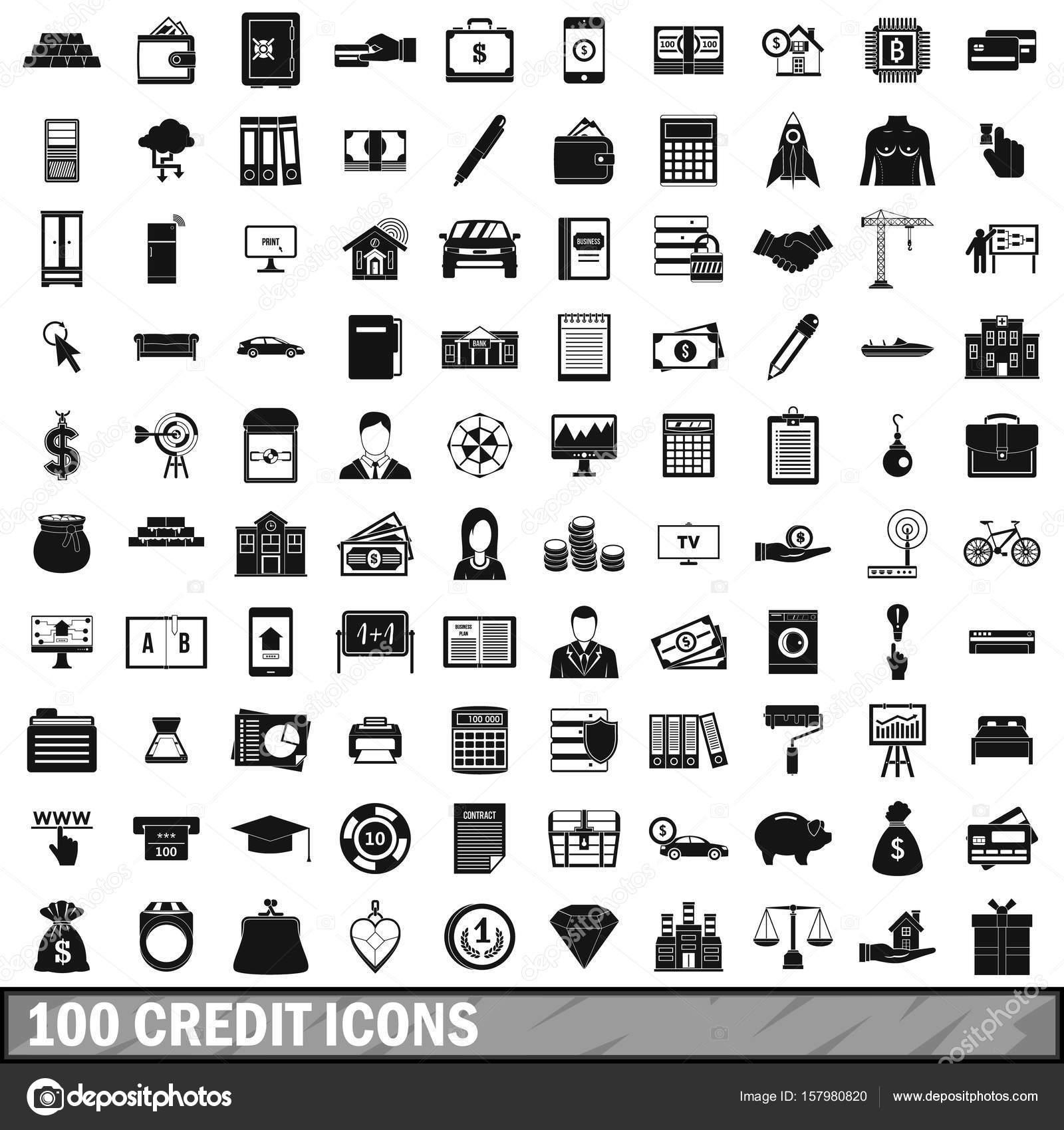 100 kredit