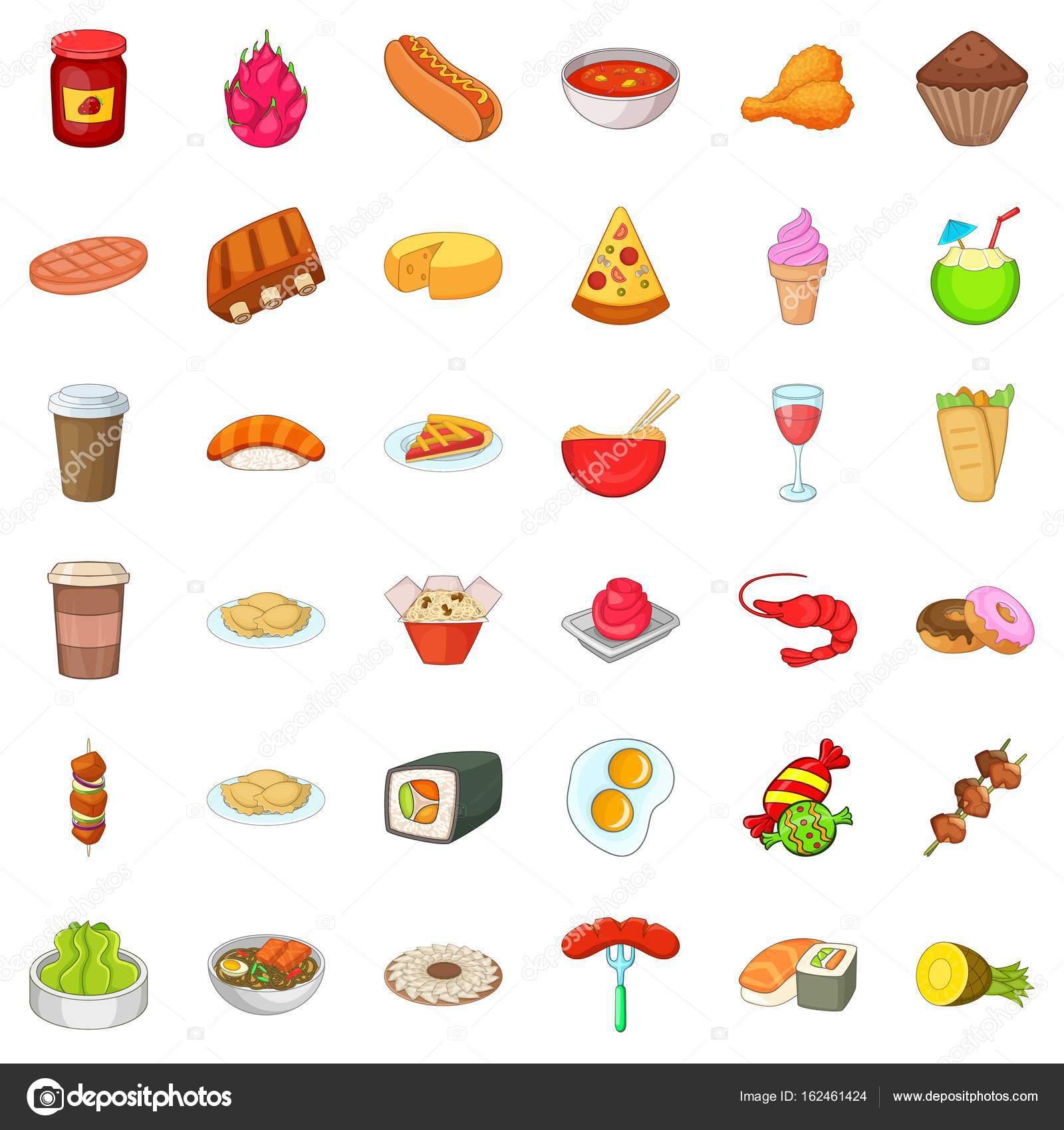 Dibujos del plato del buen comer