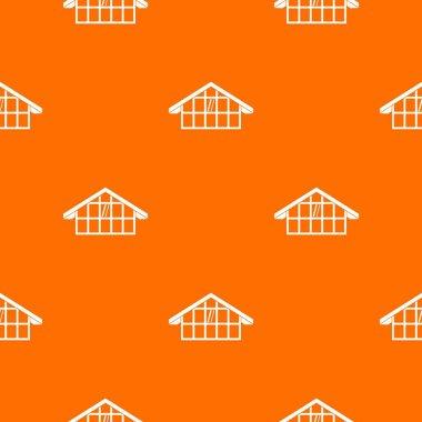 Warehouse pattern seamless