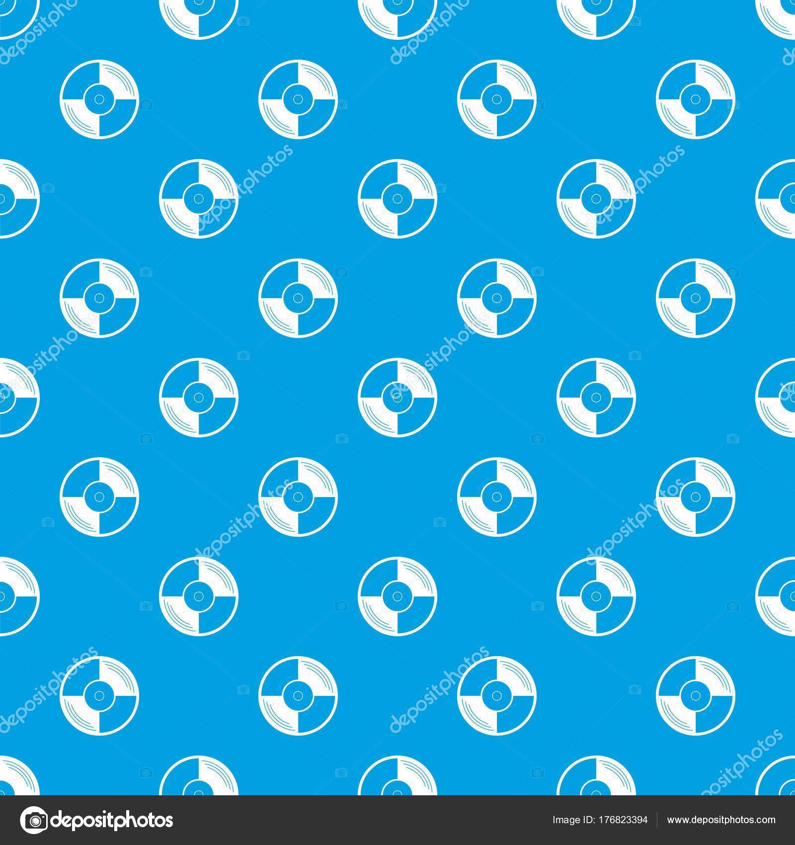 Azul transparente de vinilo registro patrón — Vector de stock ...