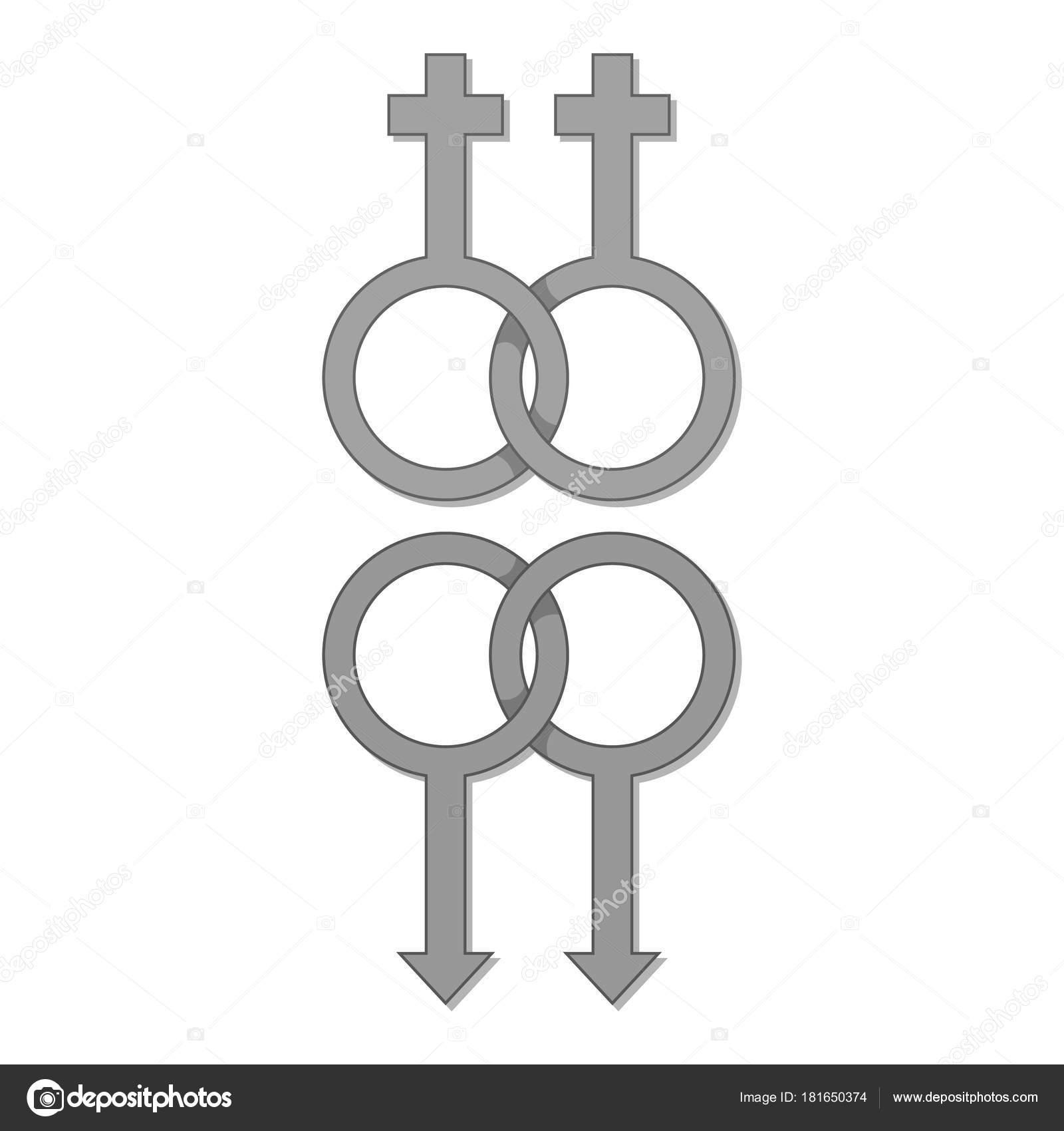 Grafico sesso lesbico