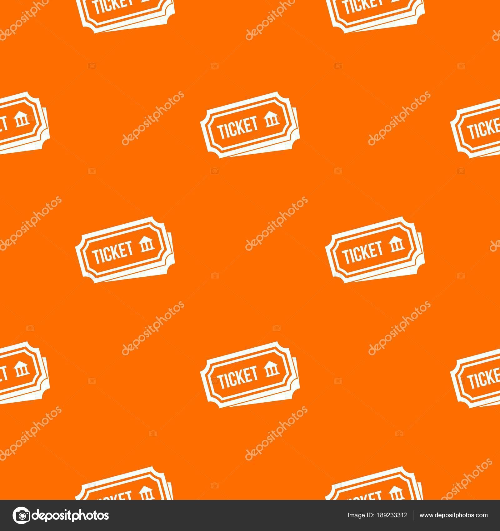 Ticket-Muster nahtlos — Stockvektor © ylivdesign #189233312
