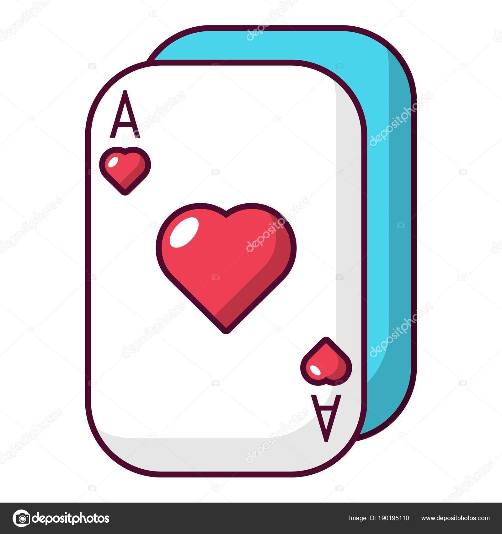 Dibujos: cartas de poker | Icono de cartas de Poker
