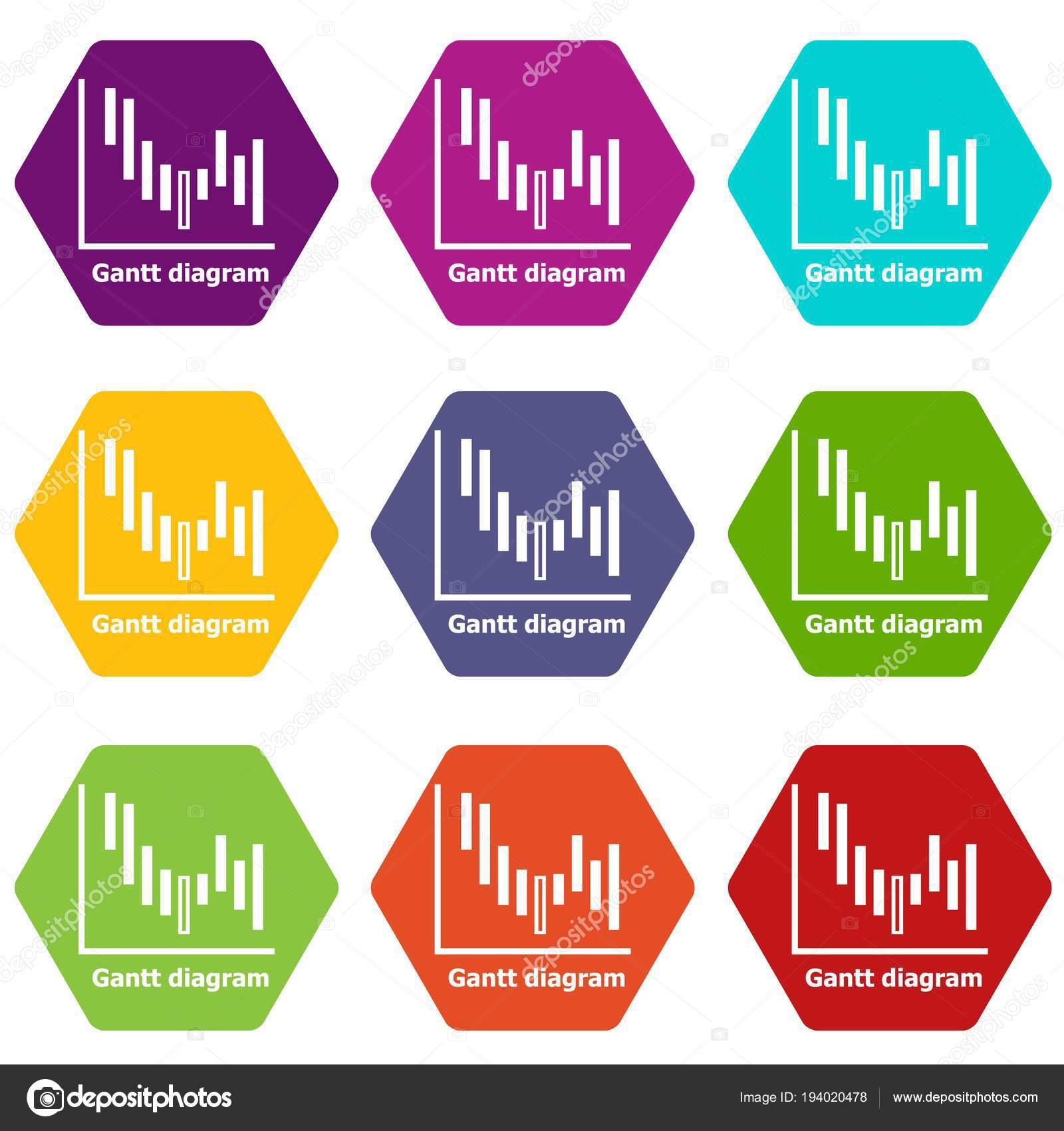 Gantt diagram icons set 9 vector stock vector ylivdesign 194020478 gantt diagram icons set 9 vector stock vector ccuart Choice Image