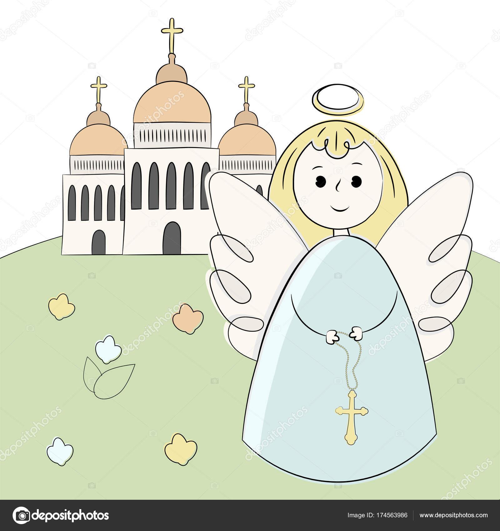 vector igreja templo capela com cúpulas e cruzes religião é o