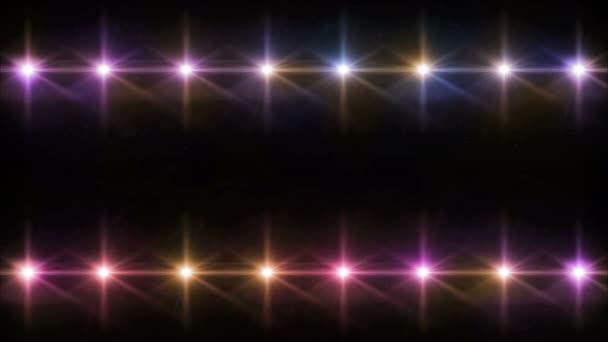 kettős csillagok lencse trapéznadrág minta színes 4k