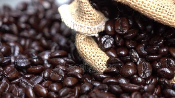 Gabona pörkölt kávé, hogy áttételes származó táska juta