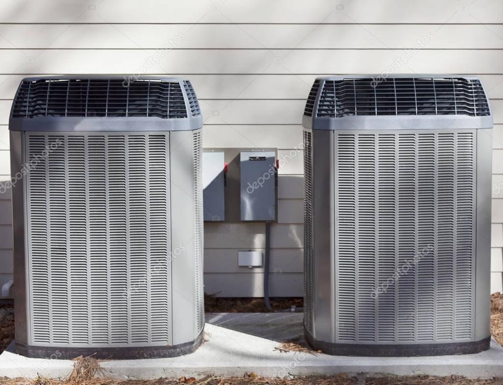 Outdoor Home Heat Pumps