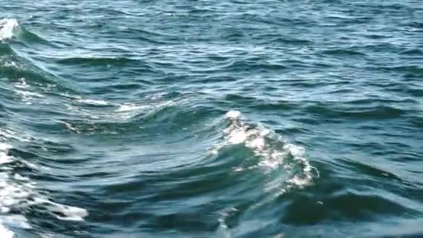 mořské vlny v oceánu