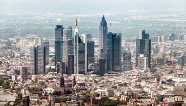 European financial capital Frankfurt