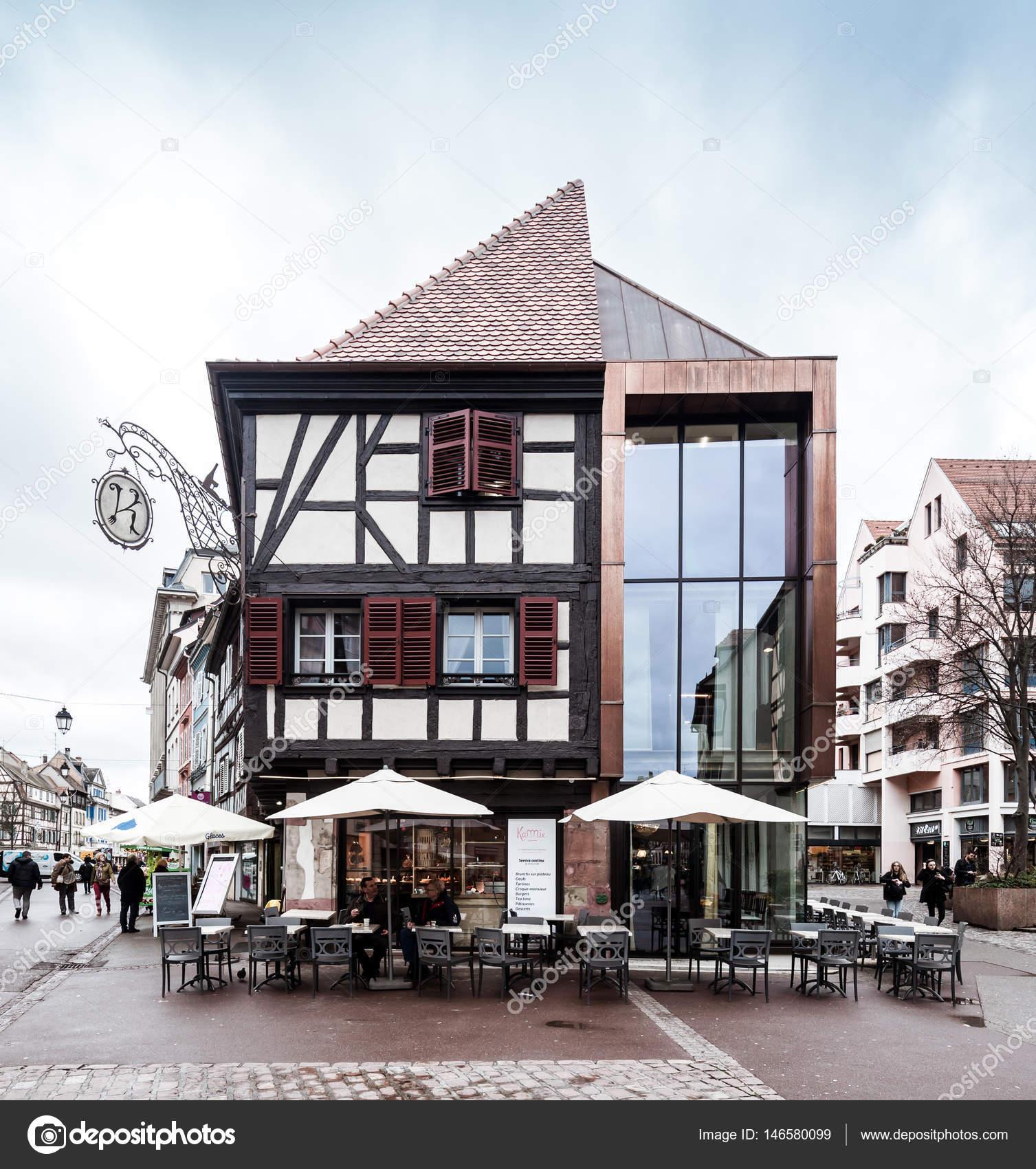 Daytime townscape of Colmar – Stock Editorial Photo © telesniuk ...