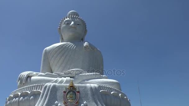 velký buddha v Phuketu