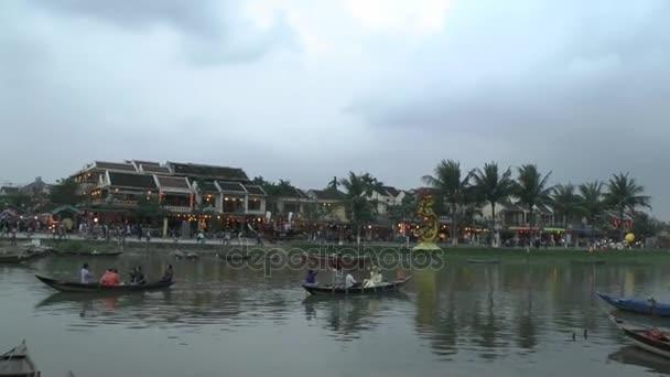 Hoi An city of lanterns Vietnam