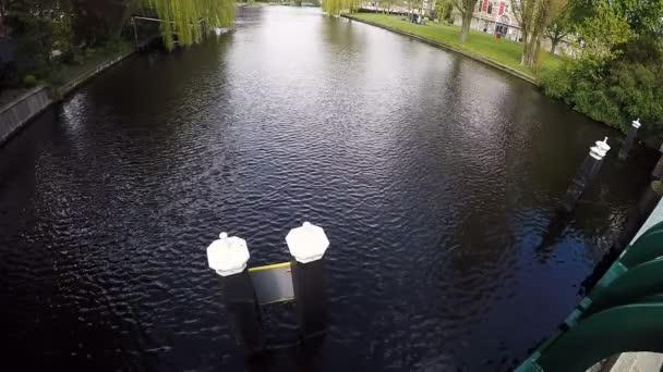 Kanál v dánském městě