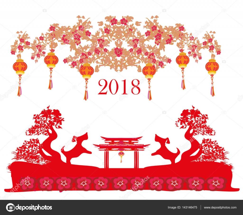 """Résultat de recherche d'images pour """"nouvel an chinois 2018"""""""