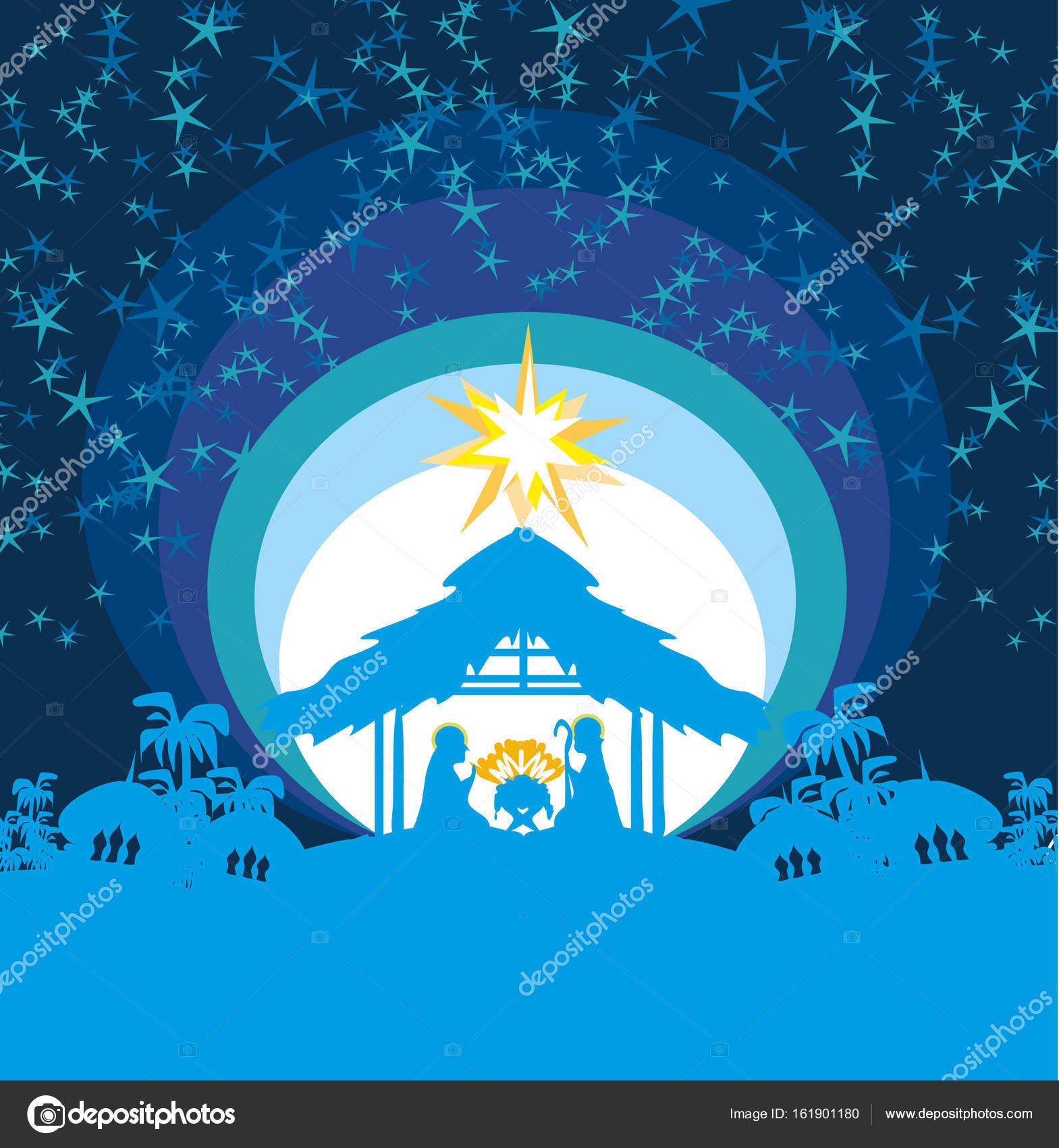 Christliche Bilder Weihnachten.Christliche Weihnachten Krippe Von Baby Jesus In Der Krippe