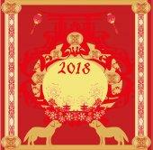 Čínský zvěrokruh rok psa