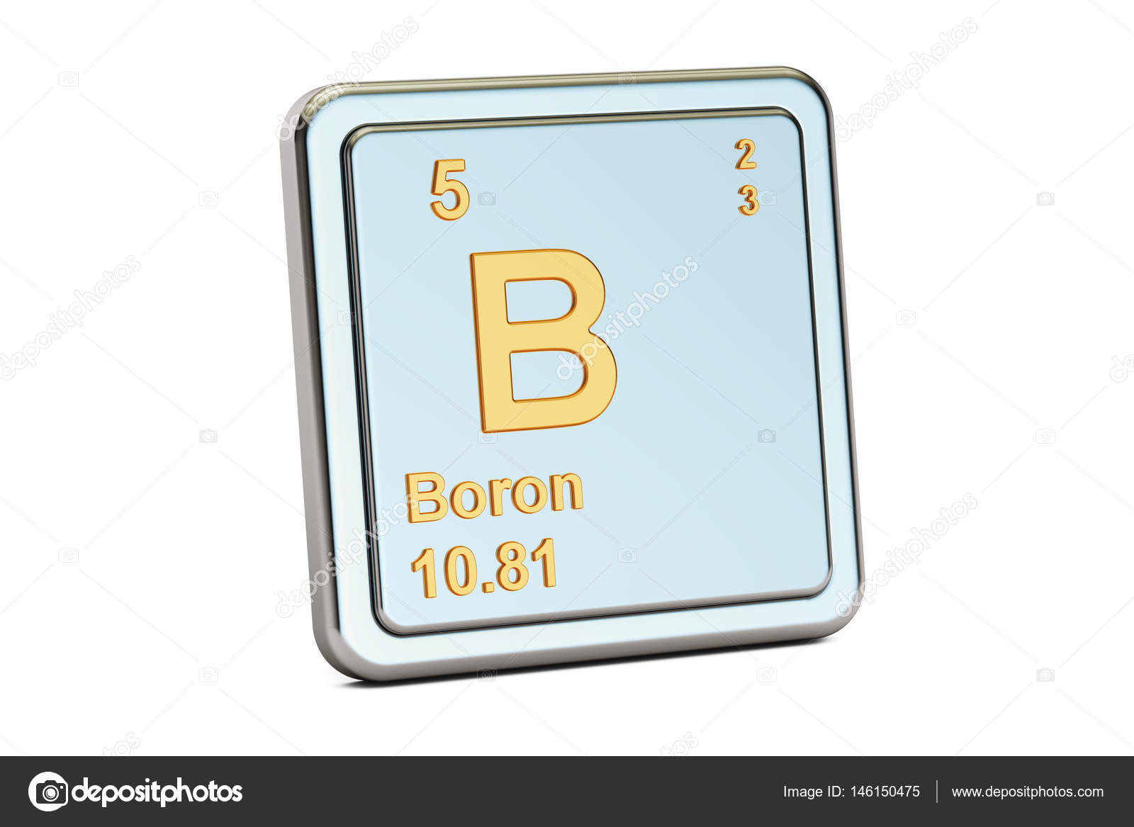 Boron b chemical element sign 3d rendering stock photo boron b chemical element sign 3d rendering isolated on white background photo by alexlmx buycottarizona